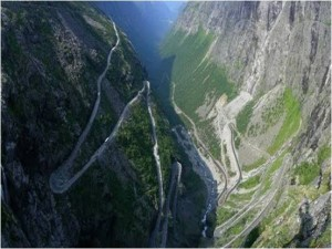 Ready to drive up Trollstigen?