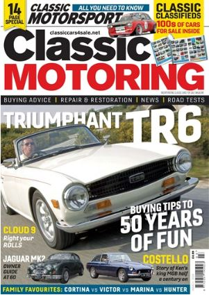 Classic Motoring March 2019